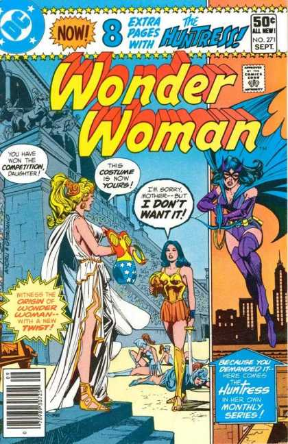 Wonder Woman Vol 1 271