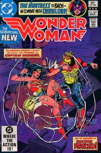 Wonder Woman Vol 1 289