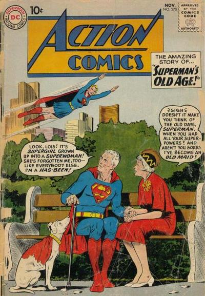 Action Comics Vol 1 270