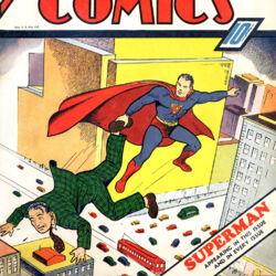 Action Comics Vol 1 7