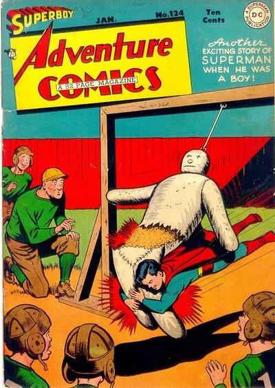 Adventure Comics Vol 1 124