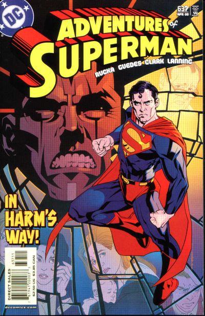Adventures of Superman Vol 1 637