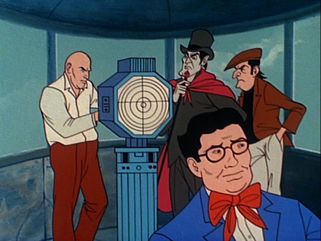 Allied Perpetrators of Evil (Filmation Adventures)