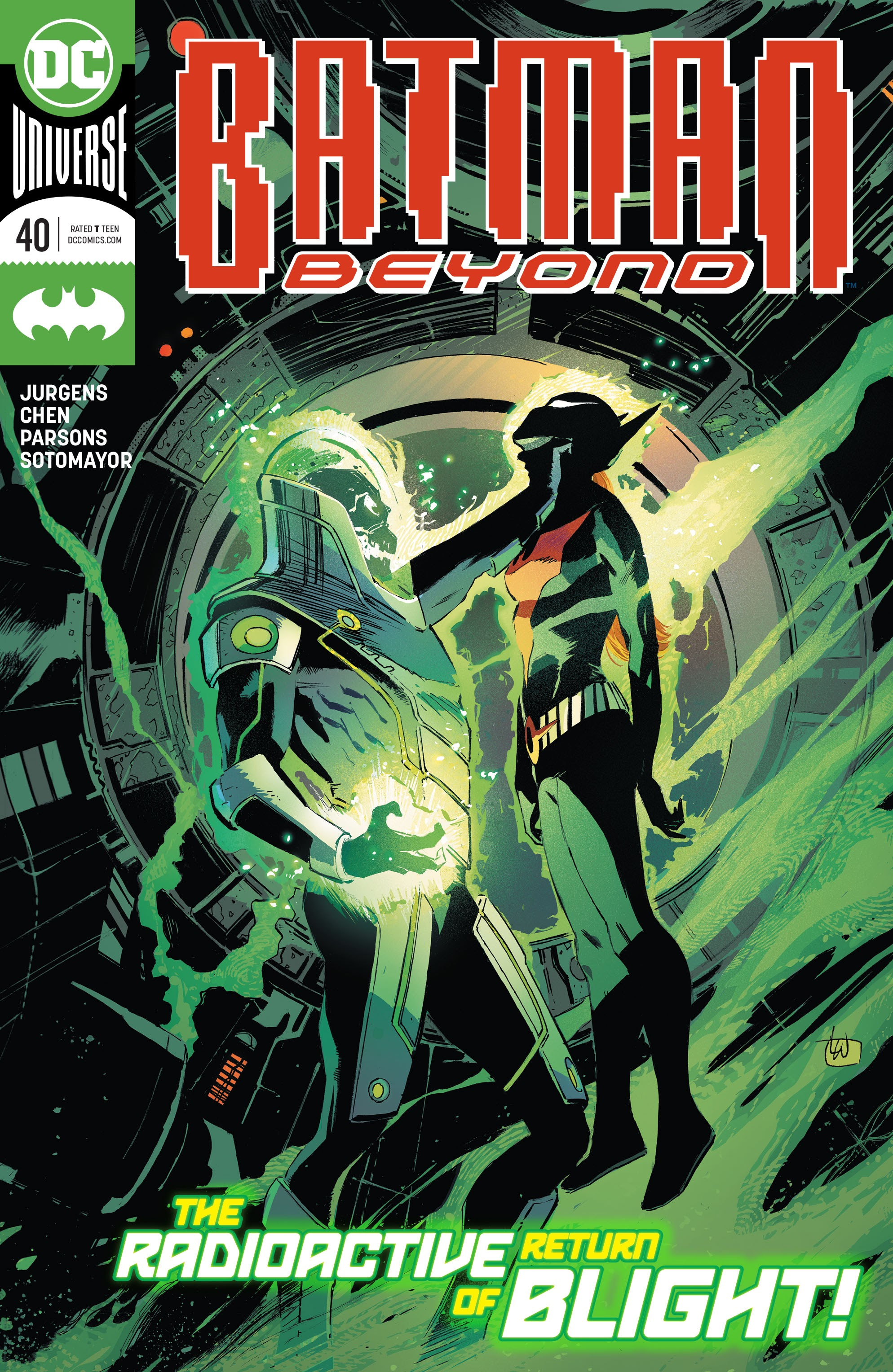 Batman Beyond Vol 6 40