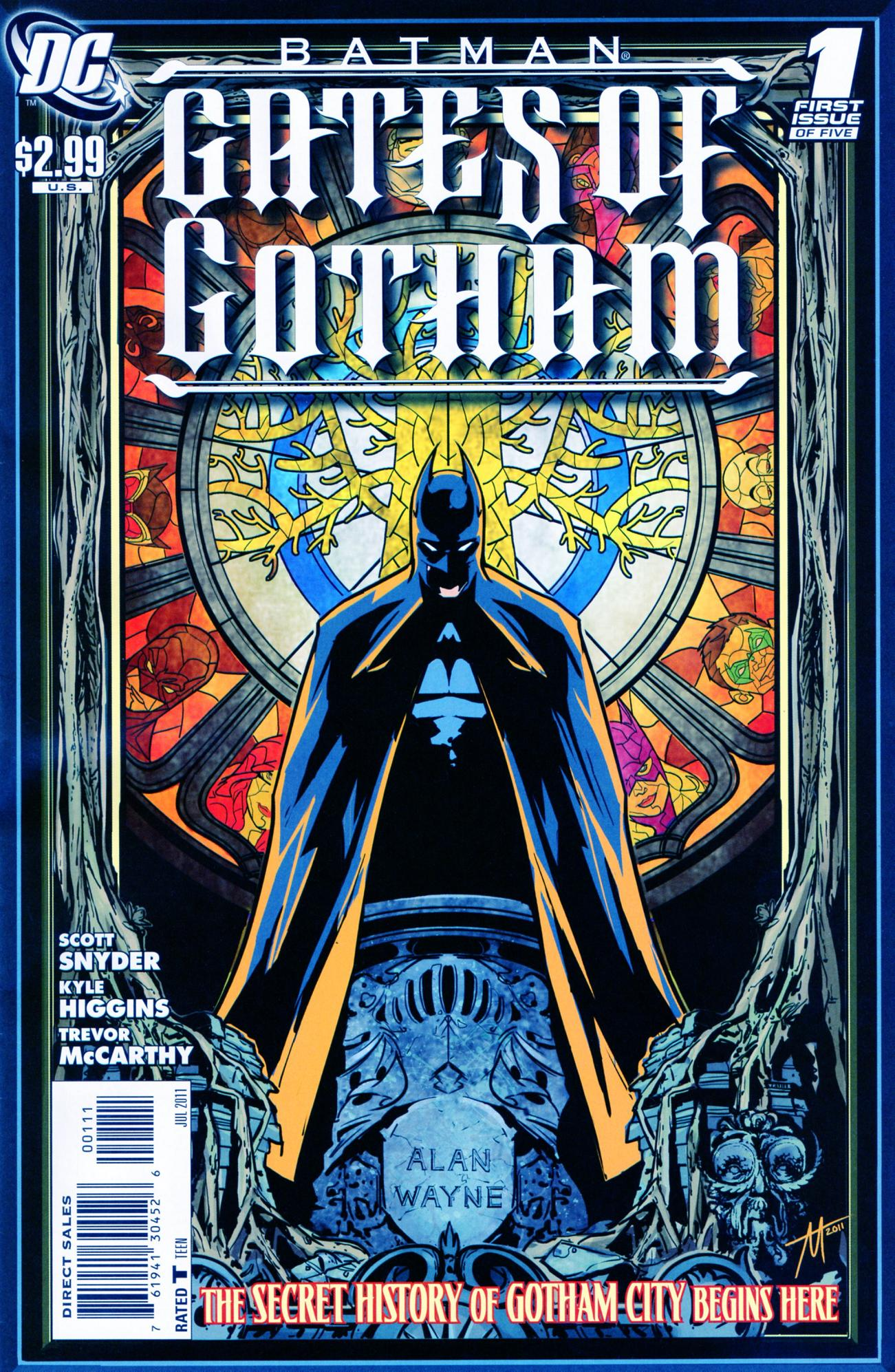 Batman: Gates of Gotham Vol 1