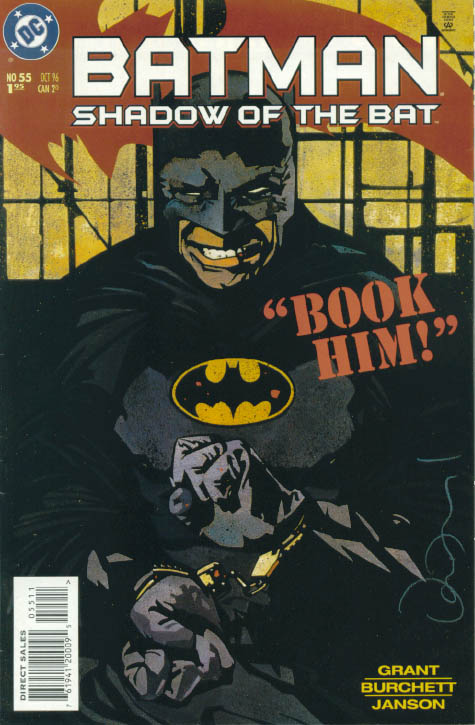 Batman: Shadow of the Bat Vol 1 55