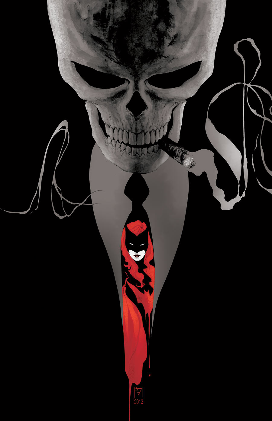 Batwoman Vol 2 25 (Unpublished)