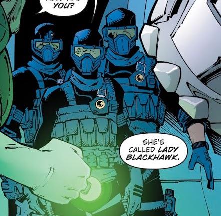 Blackhawks (Prime Earth)