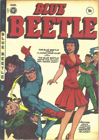 Blue Beetle Vol 1 47