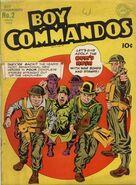 Boy Commandos 2