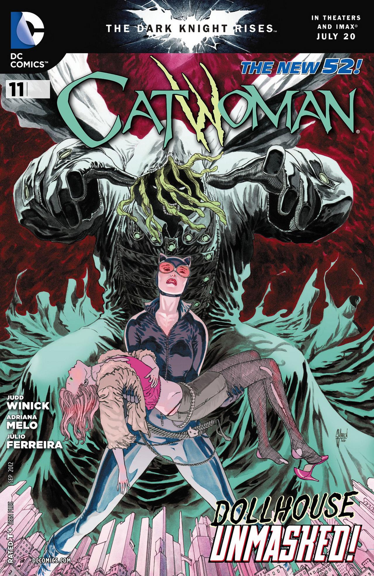 Catwoman Vol 4 11