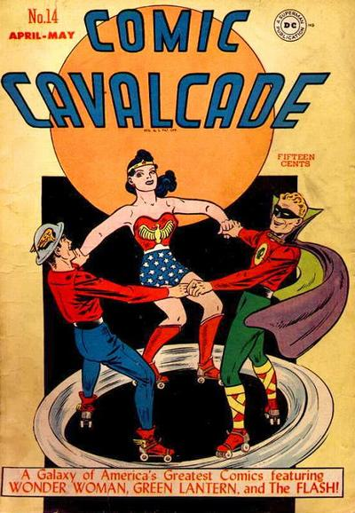 Comic Cavalcade Vol 1 14