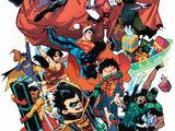 DC Rebirth Holiday Special Vol 1 1