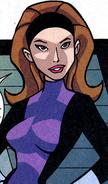 Elastigirl Teen Titans 001