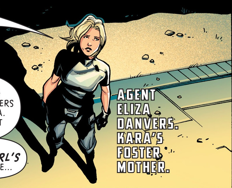 Eliza Danvers (Prime Earth)