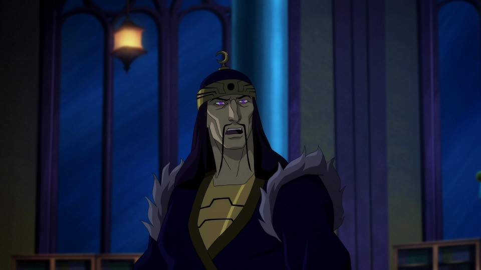 Felix Faust (DC Animated Movie Universe)