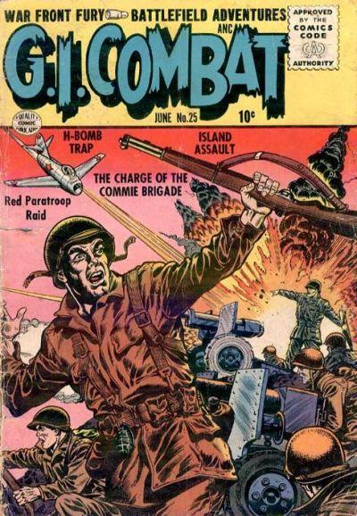 G.I. Combat Vol 1 25