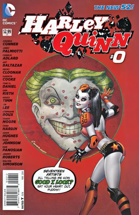 Harley Quinn Vol 2 0 2nd Printing.jpg