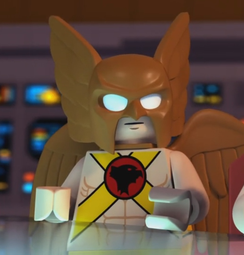 Hawkman (Lego DC Heroes)