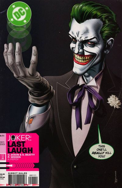 Joker: Last Laugh Vol 1