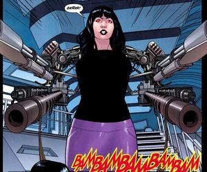Lois Lane Robot (New Earth)