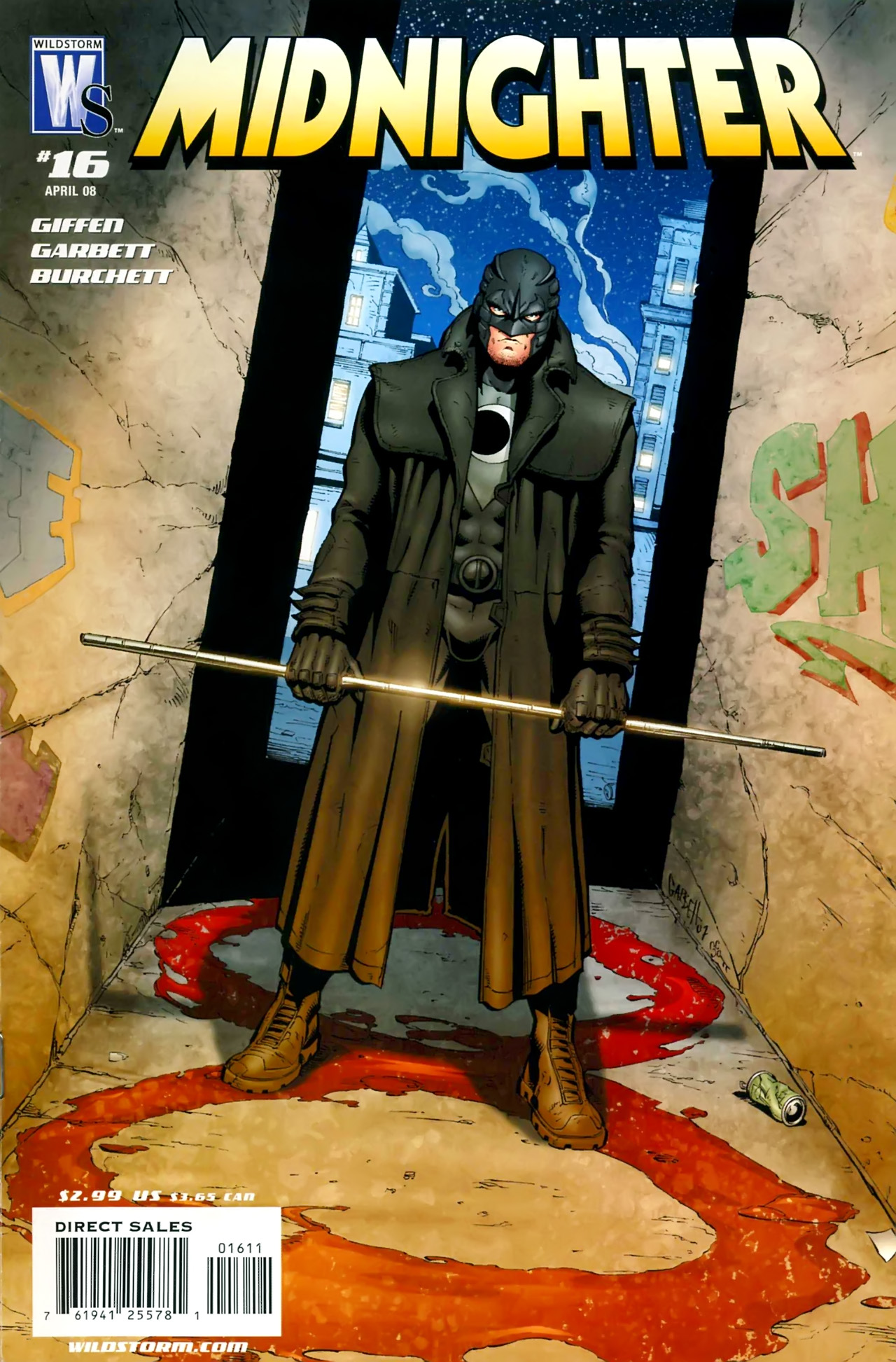 Midnighter Vol 1 16