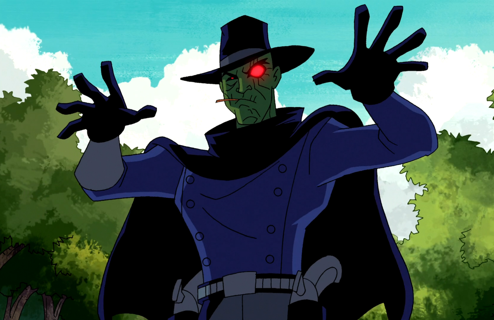 Off-World Outlaw (Teen Titans TV Series)