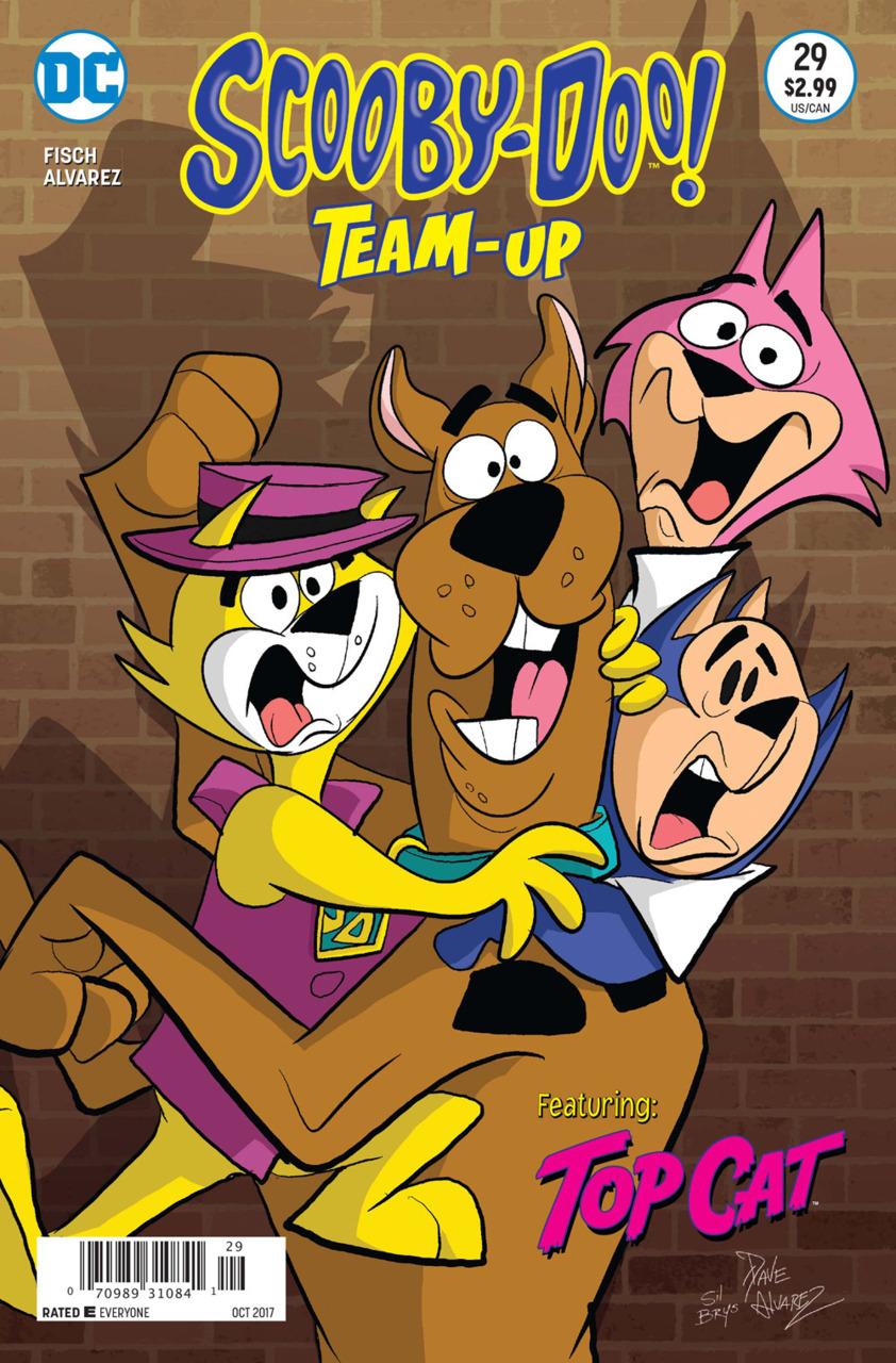 Scooby-Doo! Team-Up Vol 1 29