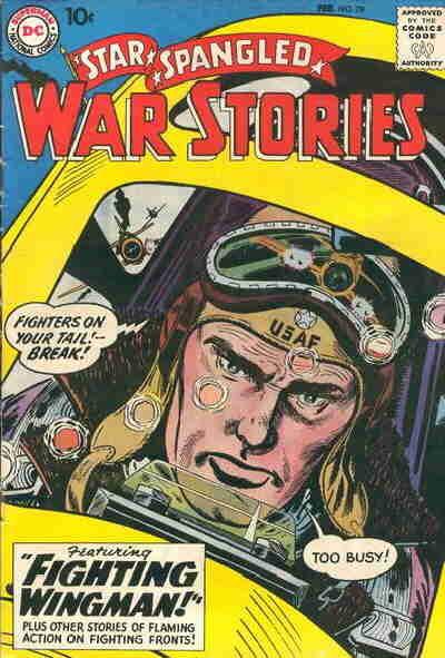 Star-Spangled War Stories Vol 1 78
