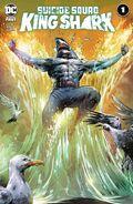 Suicide Squad King Shark Vol 1 1 Digital