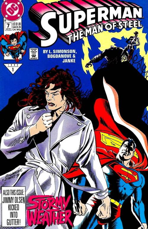 Superman: The Man of Steel Vol 1 7