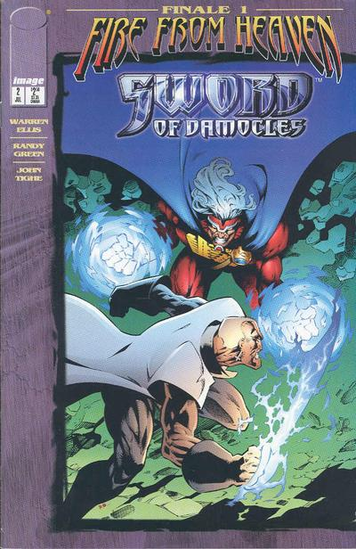Sword of Damocles Vol 1 2