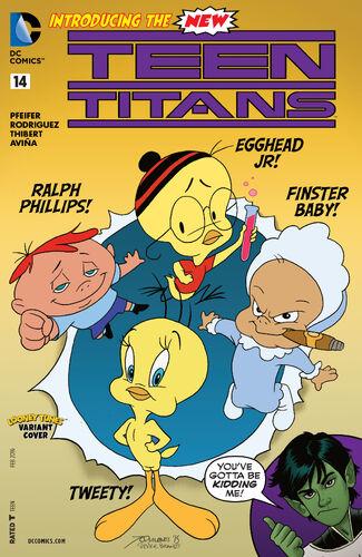 Looney Tunes Variant