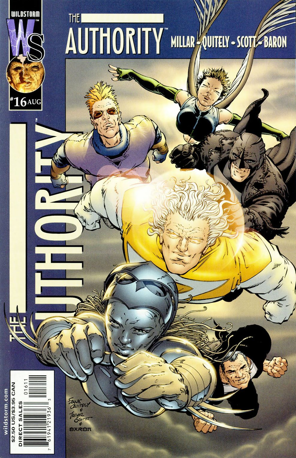 The Authority Vol 1 16