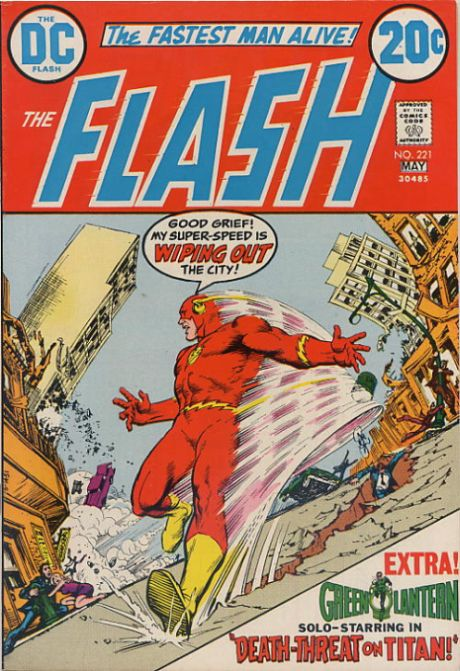 The Flash Vol 1 221