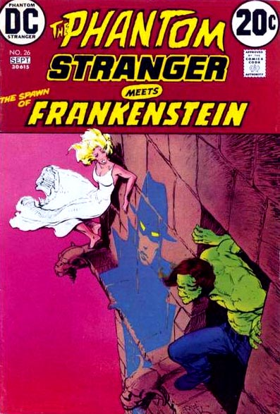 The Phantom Stranger Vol 2 26