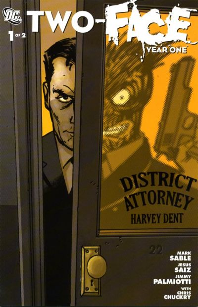 Two-Face: Year One Vol 1