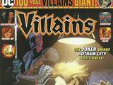 Villains Giant Vol 1 1