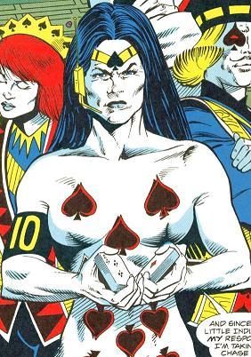 Wanda Wayland (New Earth)