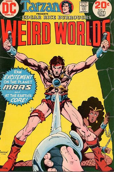 Weird Worlds Vol 1 7