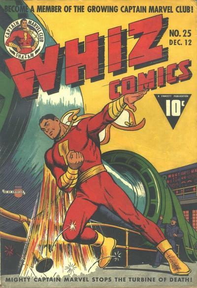 Whiz Comics Vol 1 25