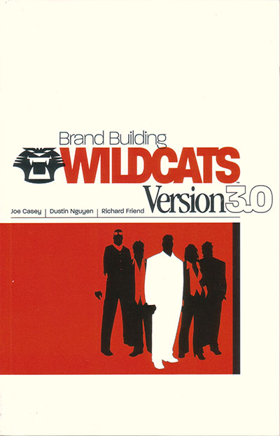 Wildcats Version 3.0: Brand Building (Collected)