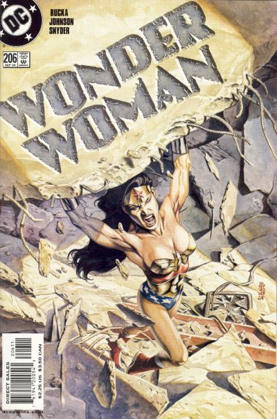 Wonder Woman Vol 2 206