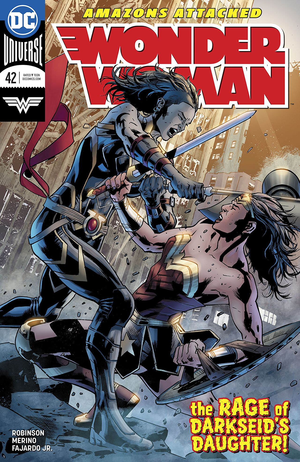 Wonder Woman Vol 5 42
