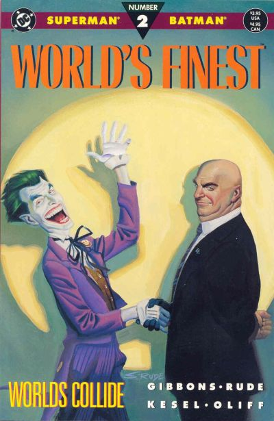 World's Finest Vol 2 2