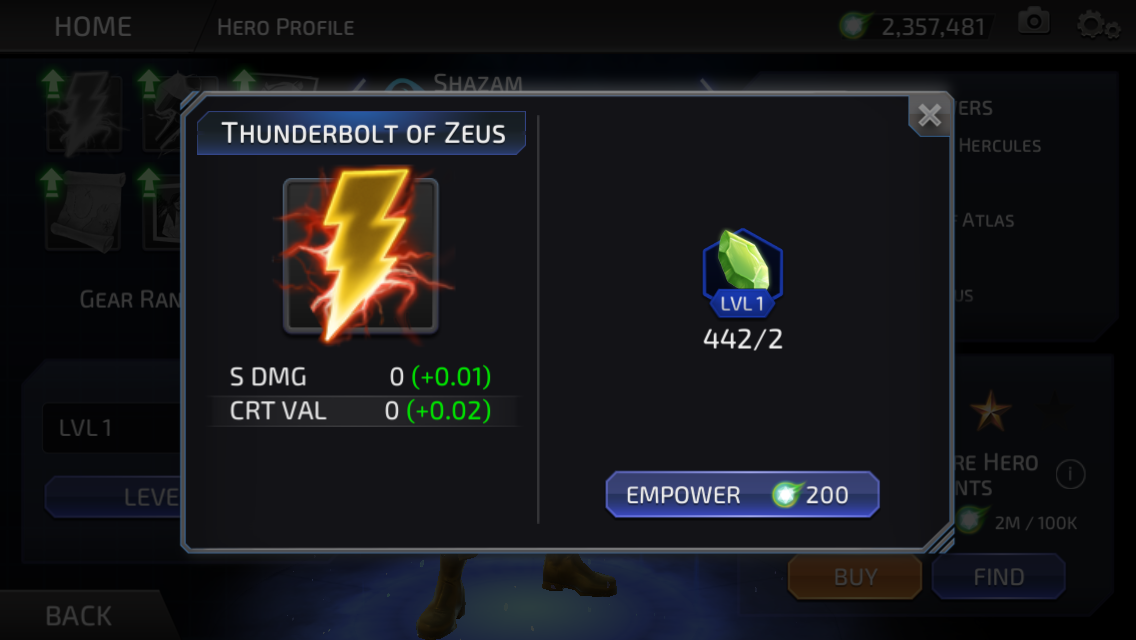 Zeus (DC Legends)