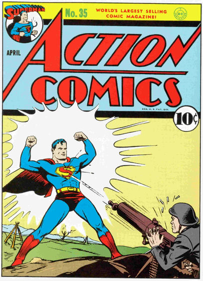 Action Comics Vol 1 35