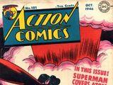 Action Comics Vol 1 101
