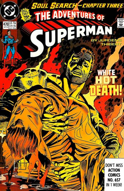 Adventures of Superman Vol 1 470