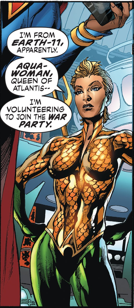 Aquawoman (Earth 11)